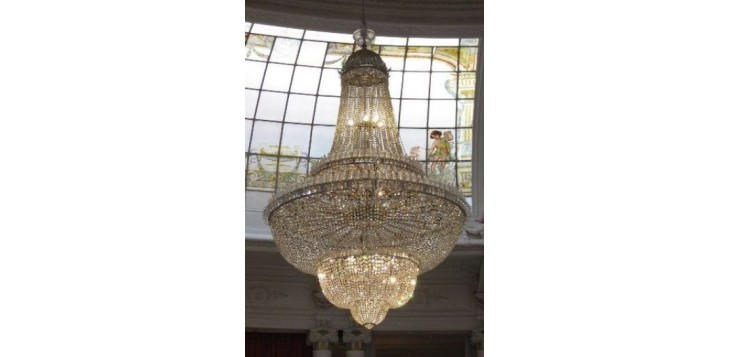 Customise any Chandelier Design with Jhoomarwala