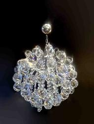 Crystal Decorate Pendent Chandelier