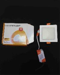 Small Square 7W LED Panel Down Light