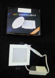 3W Square Down LED Panel Light