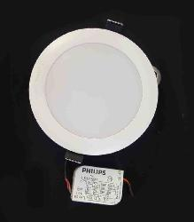 10W PHILIPS Round LED Panel Light For POP