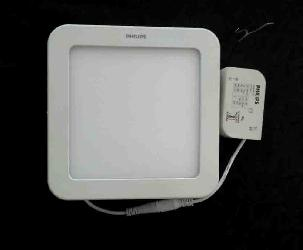 15W PHILIPS Square Surface Panel Light With Cool White