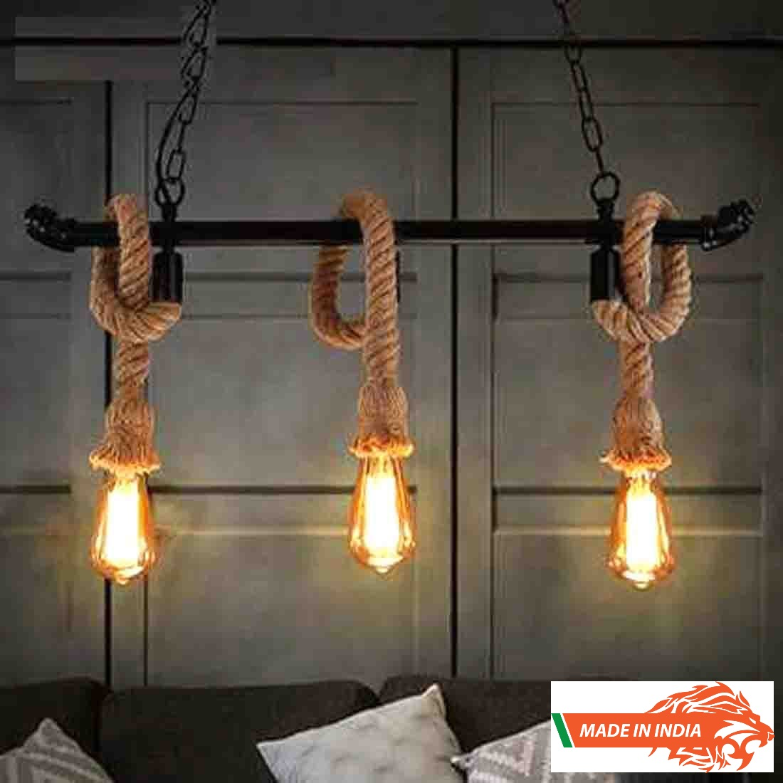 Vintage Filament Led Bulbs Ropes Light Made In India