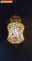 Made In India Product Murano Glass Hanging Lighting