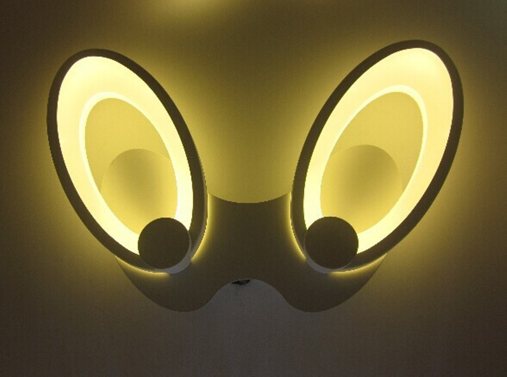 Enchanting Decorative Led Wall Lights Embellishment - Wall Painting ...