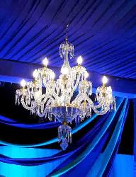 Amazing Choice Italian Sunny Crystal Glass White Chandelier