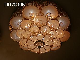 4 Step Big Size Golden color Chandelier