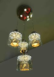 4 LED Hanging Light