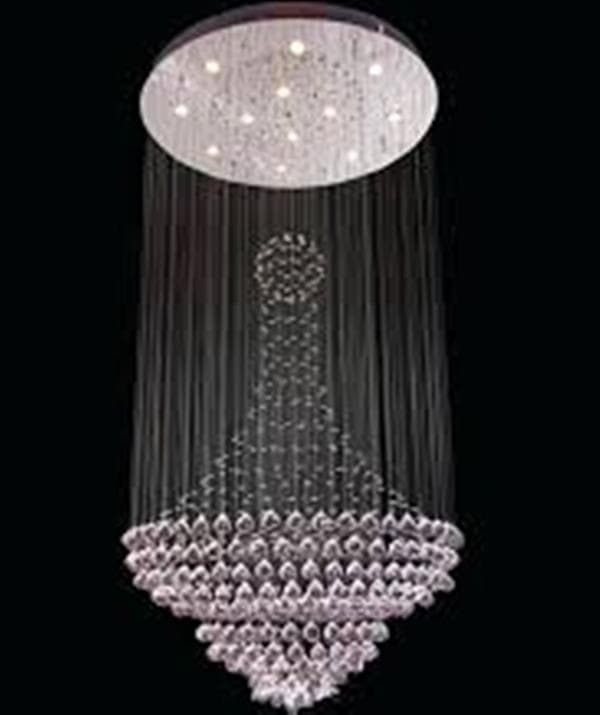 Customize crystal hanging chandelier customized modern crystal chandelier aloadofball Images