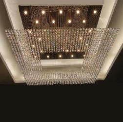Alluring Design Big Size Crystal Decorative Chandelier
