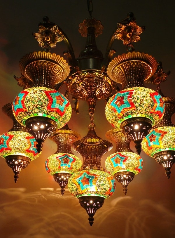 Latest moroccan design chandeliers and lighting large moroccan chandelier aloadofball Choice Image