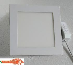 12 Watt Square Jhoomarwala LED Panel Light