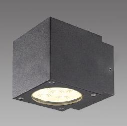 Recessed Up-Down LED Wall Light Fixture