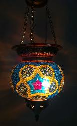 Handcrafted Glass Moroccan Lanterns