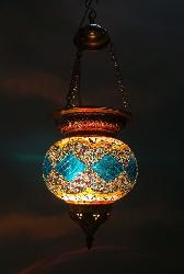 The Moroccan Globe Handcrafted Pendant Lamp