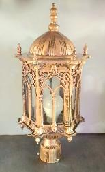 Awesome Lal kila Architect Design Garden Courtyard Fence Wall Gate Park Cottage Decoration Lamp