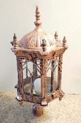 Big Size Antique Architectural Design Outdoor Gate Post Light