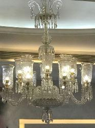 Aesthetic Crystal Design Italian Chandelier
