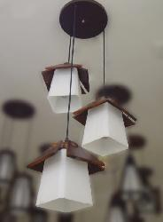 Glass Lamp Pendant Light