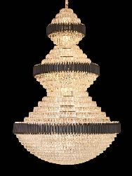 Golden Touch Frame King Size Luxury Chandelier