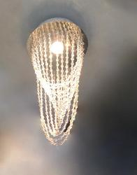 Luxury Modern Contemporary Crystal Design Surface Mounted Chandelier