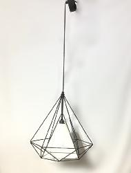 Diamond Pattern Design Hanging Light