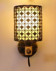 New Antique Style Design Metal Lamp Shade Wall Lamp