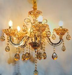 5 Light Italian Design Chandelier