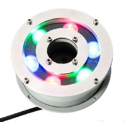 Waterproof Swimming Pool Underwater Multi Colored LED Light