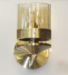 Antique Style And Vintage Glass Lamp Wall Sconce Light