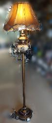 Royal Designed Pedestal Lamp