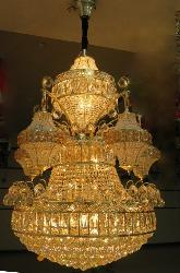 Aesthetic Design Big size jhoomar Chandelier
