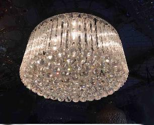 Hanging Crystal Round Shape Chandelier