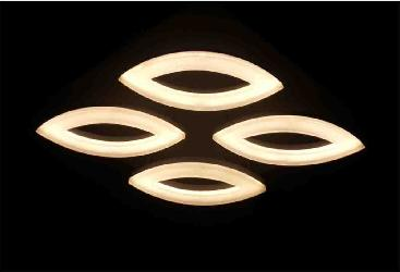 Warm White Colors High Power LED Ceiling Light