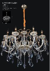 Crystal with Italian Chandelier