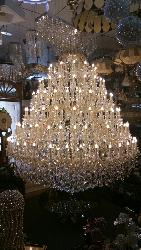 Biggest Candle Chandelier