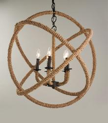 Jute Rope Spare Latest Hanging Light
