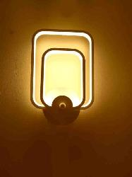 Rectangle Shape Beautiful Design High Power LED Wall Lamp