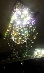 Crystal Decorate LED Chandelier