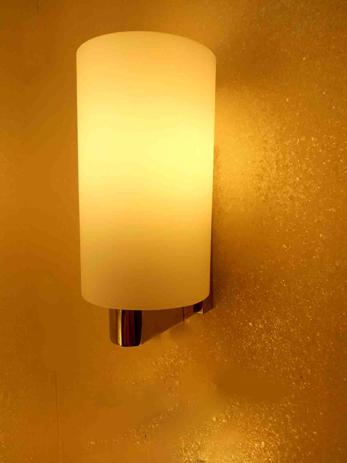 Cylindrical Wall Lamp With Latest Design
